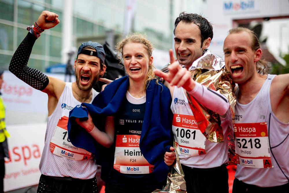 34. Haspa Marathon Hamburg 2019,  Elite
